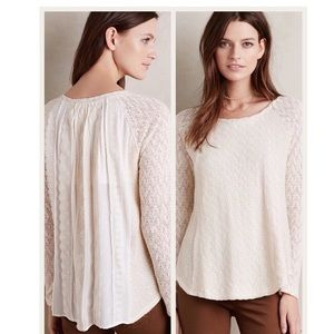 Anthropologie Top🌛